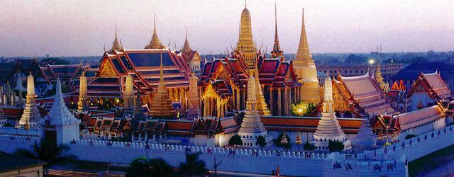 Туры в Таиланд из Иркутска